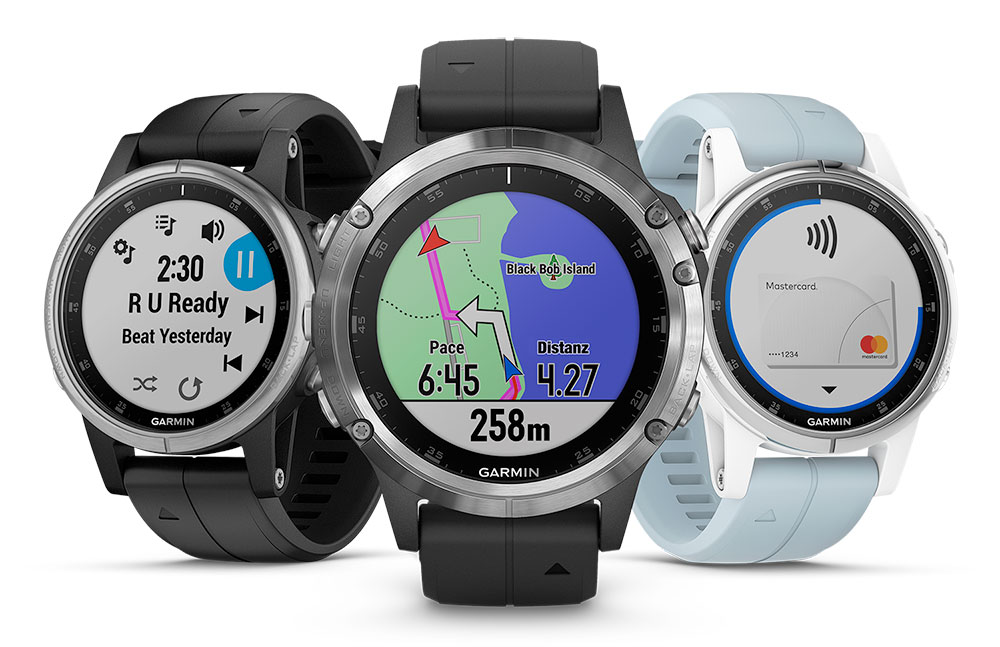 Sportuhren Garmin : Fēnix plus garmins neue sport smartwatch u a ifun