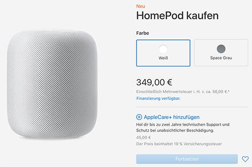 Homepod Kaufen Deutschland