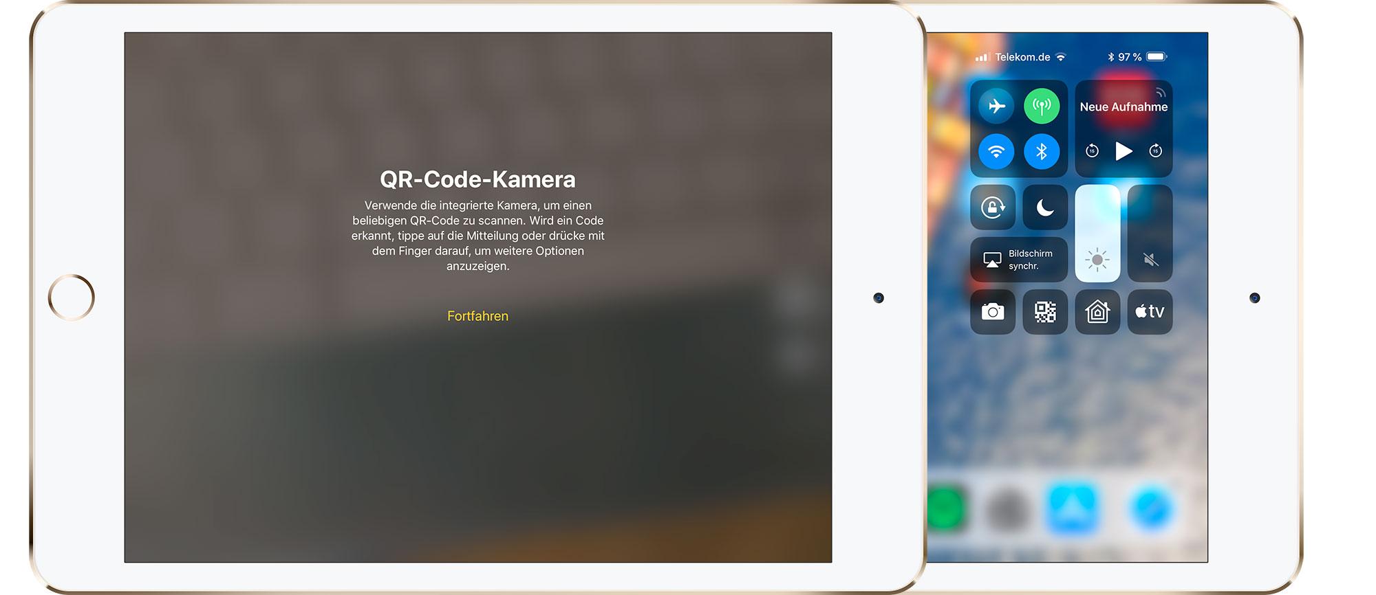 Ipad Qr Code