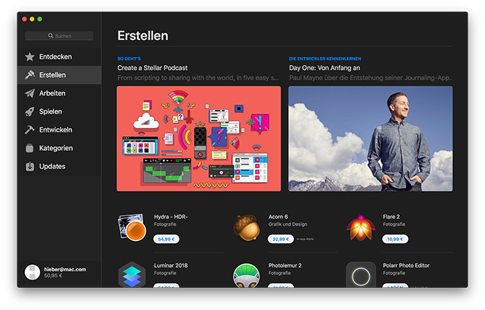 Mac App Store 2