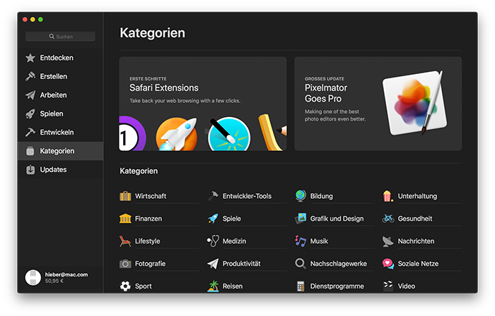 Mac App Store 4
