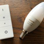 Philips Hue Lampe Reset