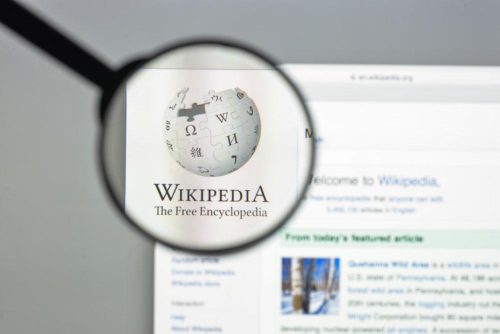 Wikipedia Dp