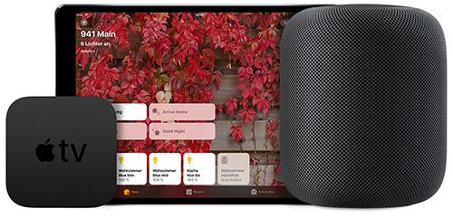 Homepod Apple Homekit Steuerzentrale