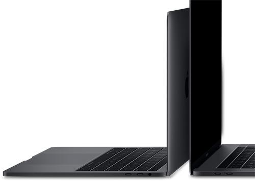 Macbook Pro 2018 Seite
