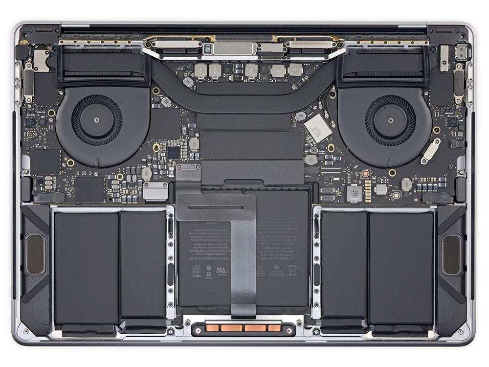 Macbook Pro Innen
