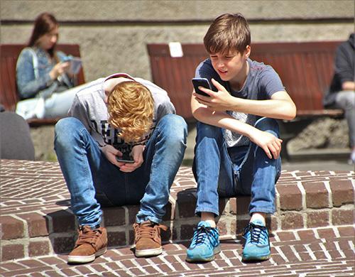 Schule Smartphone