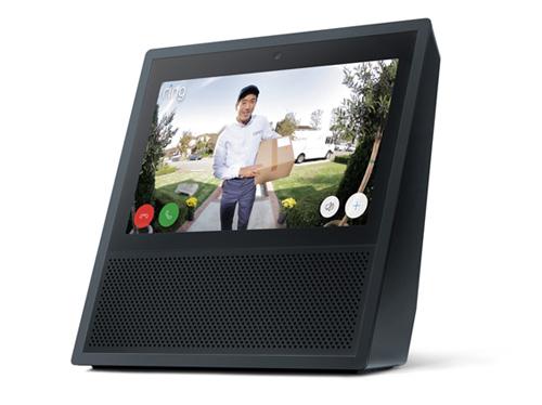 Amazon Echo Show Ring Video Doorbell