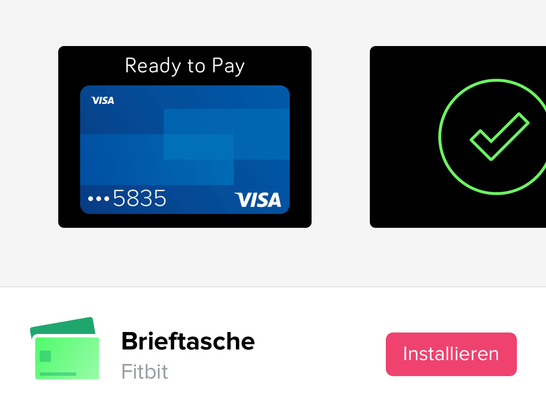 pay fitbit how to use