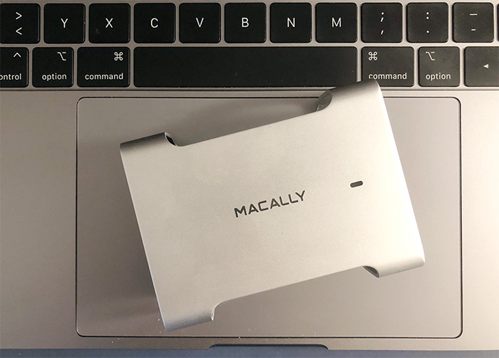 Magsafe Macally Charger61 Usb C