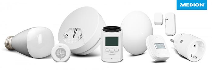 Medion Smarthome Produkte