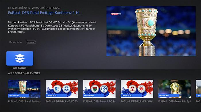 Sky Ticket Neue Apple Tv App