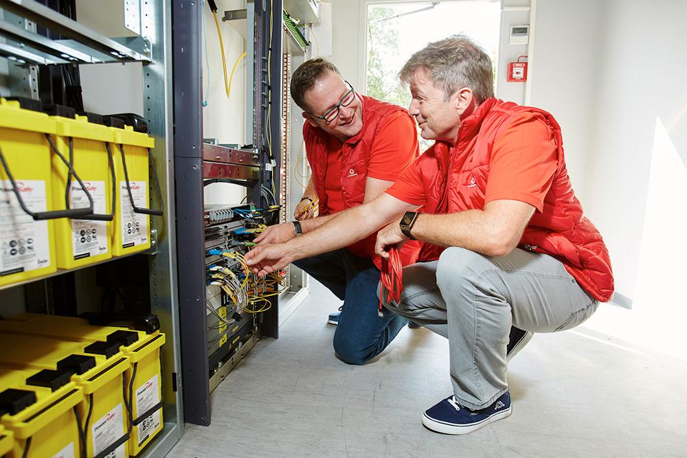 Vodafone Techies
