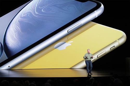 Apple Keynote Phil Schiller