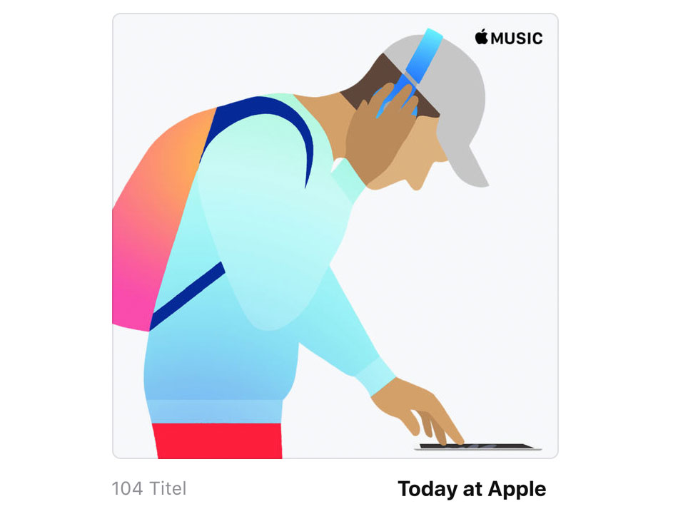 Apple Music Playliste 1000