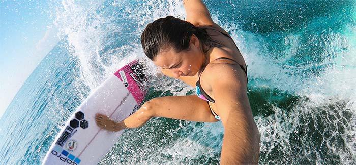 Gopro Hero7 Surfing