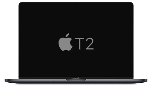 Macbook Pro T2 Chip