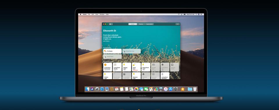 Apple-Manager: Neue Home-App für Mac im Anflug