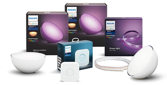 heute im angebot philips hue homepod akkus hubs und mehr. Black Bedroom Furniture Sets. Home Design Ideas