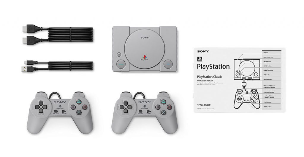 Playstation Box