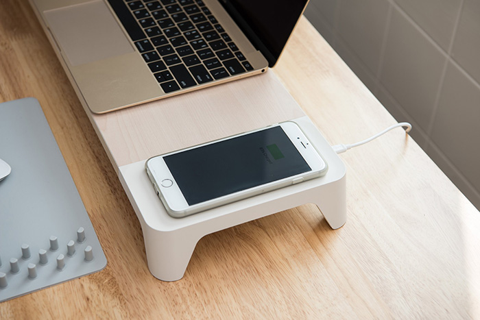 Xtrememac Wooden Stand Macbook