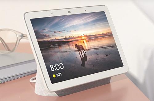 Google Home Hub 500