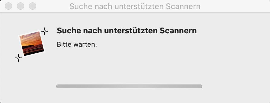 Scanner Suche