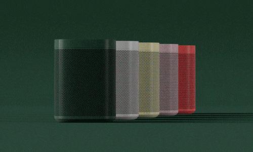 Sonos One Hay Farben