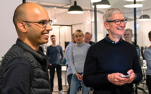 Tim Cook Berlin