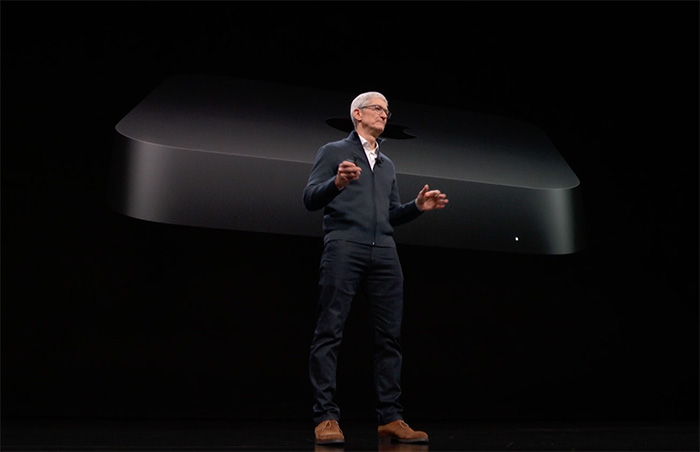 Tim Cook Mac Mini