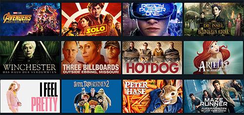 Amazon Leihfilme Im Angebot