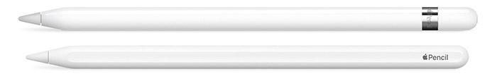 Apple Pencil 1 Und 2 Im Vergleich