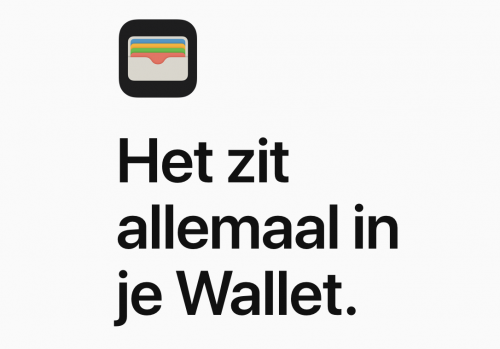 Belgien Apple Pay