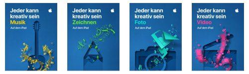 Jeder Kann Kreativ Sein Ipad Kurse Von Apple