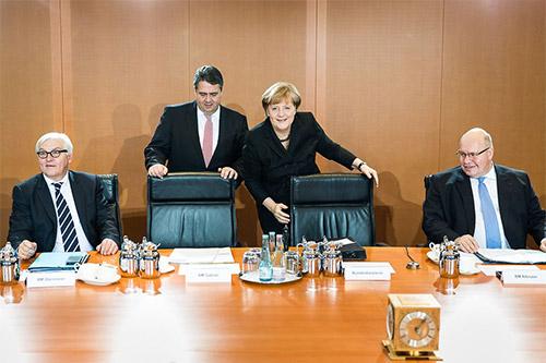 Merkel Regierung