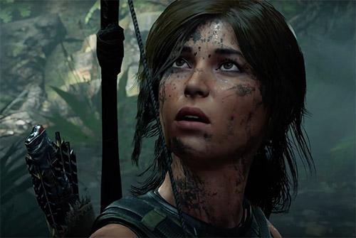 Shadow Of Lara Croft Mac Screenshot