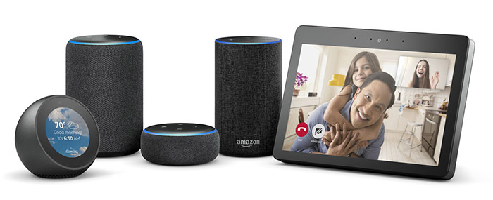 Skype Mit Alexa Unterstuetzte Echo Lautsprecher