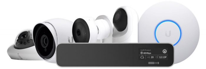 Unifi Protect Kameras
