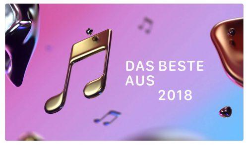 Beste Musik 2018