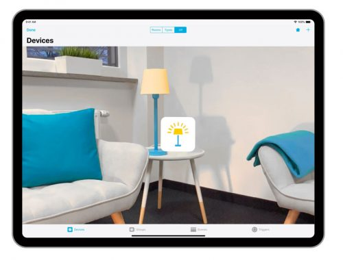 Devices Ipad Homekit AR