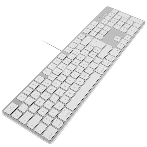 Macally Slimkeyproa Tastatur Mac