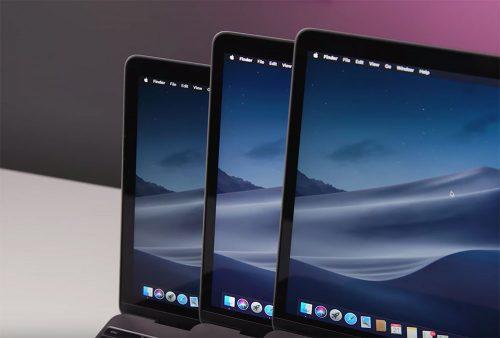 Macbook Familie 1000