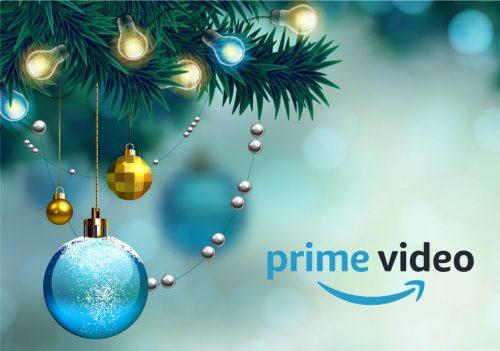 Prime Video Weihnachtskugel