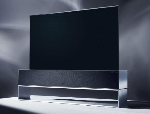 LG OLED TV R 65R9