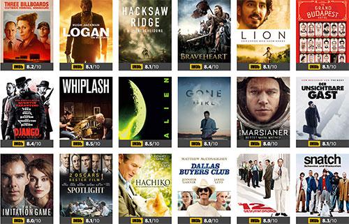 Amazon Prime Deals Filme