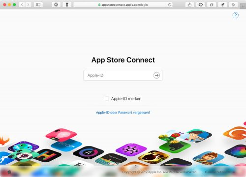 App Store Connect