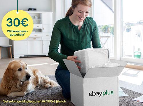 Ebay Plus 30 Euro Aktion