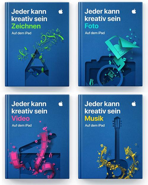 Jeder Kann Kreativ Sein Apple Ebooks