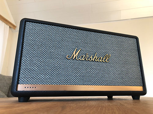 Marshall Stanmore II Voice Front