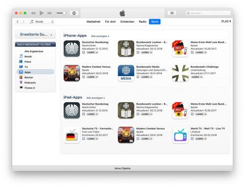 Alte Suche Itunes 12 9